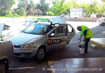 La tarifa de los taxis en Santa Rosa aumentará 35% - El Diario de La Pampa