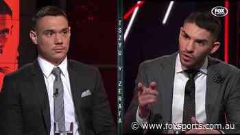 'Don't talk about that': Zerafa's ugly, 'personal' Kostya jab sparks Tim Tszyu fury