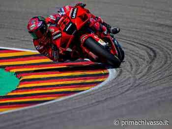 MotoGp Germania, Pecco chiude la gara al quinto posto - Prima Chivasso