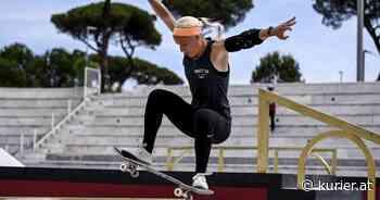 Skateboard-Ass Julia Brückler ist fast sicher bei Olympia dabei - KURIER
