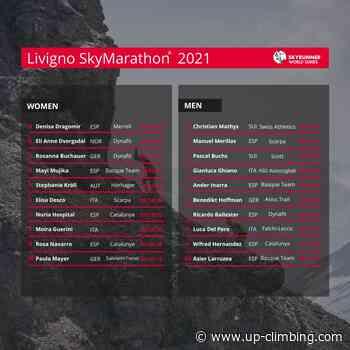 Christian mathys e denisa dragomir si aggiudicano la livigno skymarathon - Versante Sud