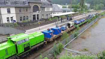 Tunnelprofile sollen für Güterzüge erweitert werden / Digitale Signaltechnik - come-on.de
