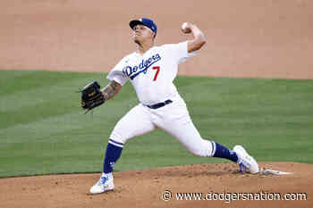 Dodgers: LA Rotation Set for Series with the San Diego Padres - Dodgers Nation