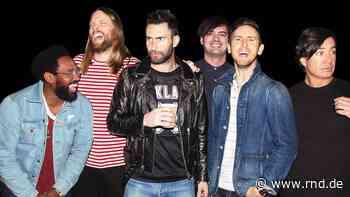 Neue Alben: Maroon 5 machen Radiopop, Ryan Adams klingt richtig soulig - RND