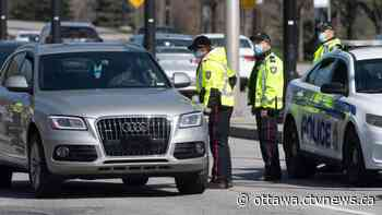 Police checkpoints between Ottawa and Gatineau come down - CTV News Ottawa