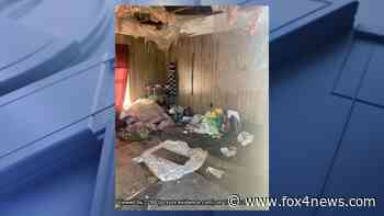 Parker County Sheriff's Department rescues animals from abandoned home with miserable conditions - FOX 4 Dallas