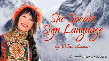 Yoga Icon Wai Lana Promotes Environmental Stewardship With New 'She Speaks Sign Language' Music Video