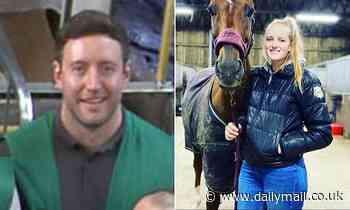 Stalker, 35, 'who killed horse-loving model, 23, in murder-suicide was former colleague'