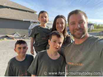 Cold Lake family raises thousands, brings awareness to MS - Fort McMurray Today