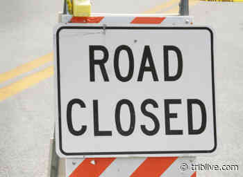 PennDOT plans project road closures in St. Clair Monday, in Murrysville in 2023 - TribLIVE