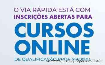 Embu das Artes: Prefeitura e Via Rápida abrem inscrições para cursos e ofertam auxílio de R$ 210; Saiba mais - Jornal SP Repórter News
