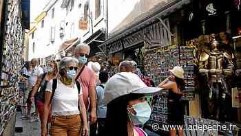 Narbonne. Ces zones où le port du masque reste obligatoire - LaDepeche.fr