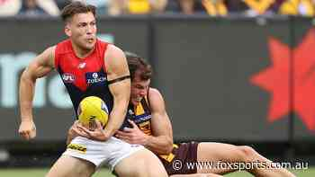 AFL Casualty Ward after Rd 14: Demons star finally fit; Bulldogs boost as two guns set for western showdown