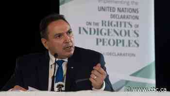 Despite challenges, outgoing AFN Chief Perry Bellegarde looks forward to 'shared future'
