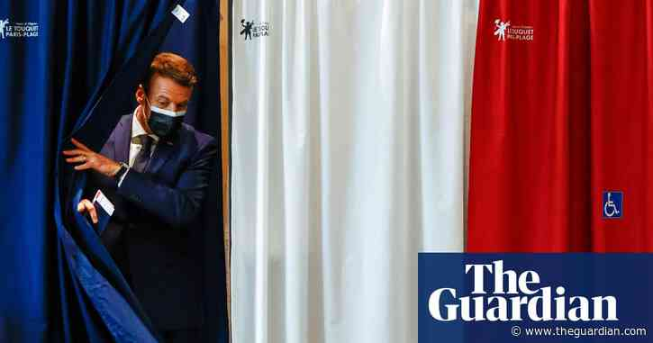 'Slap in the face' for Macron as French voters shun local elections