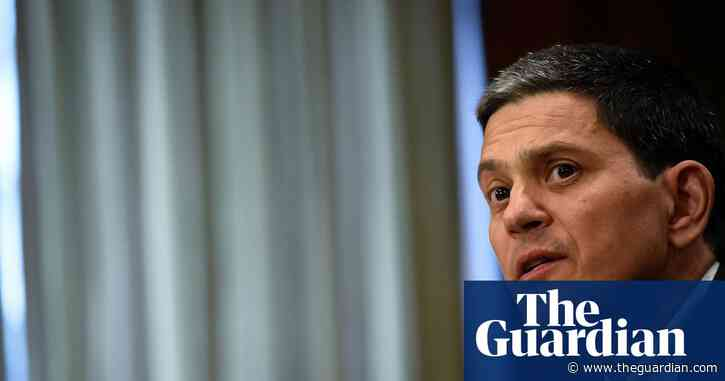 David Miliband charity pushes 'white supremacy culture', workers allege