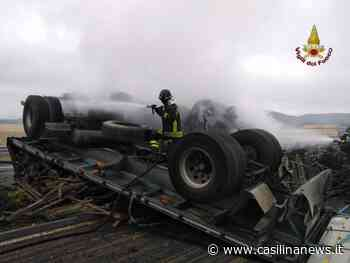 Tragedia Roma-Civitavecchia, muore camionista di Ferentino - Casilina News