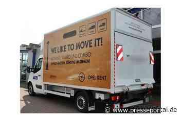 POL-FL: Enge-Sande: LKW beim Autohaus gestohlen - Presseportal.de