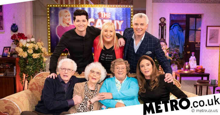 Mrs Brown's Boys spin-off series All Round To Mrs Brown's axed for 2021 due to pandemic