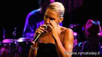Samantha Iorio: the Lady in Soul in concerto al Village Celimontana
