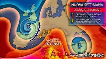 Arriva il super caldo africano: previste punte di oltre 40° in Capitanata - FoggiaToday