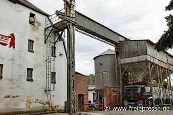Mühle produziert längst nur Tierfutter - Freie Presse