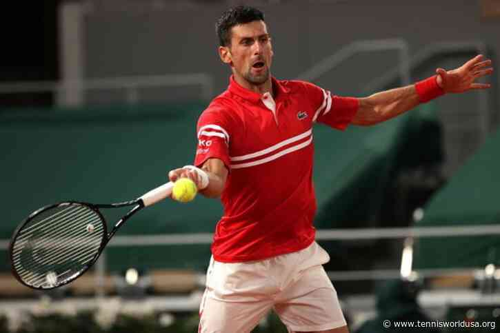 'What Novak Djokovic managed to produce in Paris is some of...', says legend