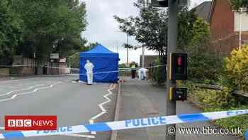 Oldbury fatal shooting sparks murder inquiry
