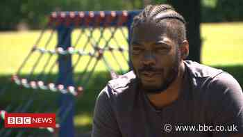 Growing up fatherless 'painful' for Wolverhampton youth worker