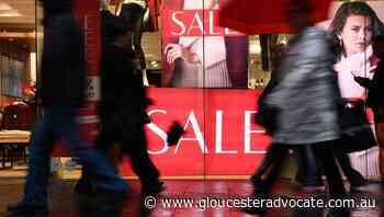 Victorian lockdown keeps lid on spending - Gloucester Advocate