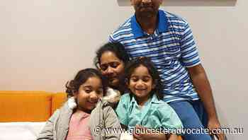 Tamil family pins hopes on supporter Joyce - Gloucester Advocate