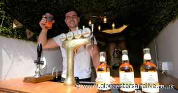 Gloucester Rugby star launches own cider company - and fans love it - Gloucestershire Live