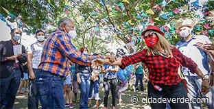 Dr Pessoa lança Festival Junino de Teresina no Encontro dos Rios - Cidadeverde.com
