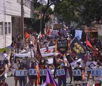 Nas ruas de Teresina, protestos pedem impeachment e vacina - Cidadeverde.com