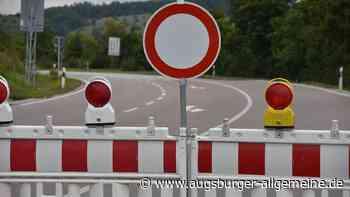 B17: Umfahrung von Landsberg wird eine Woche lang nachts gesperrt - Augsburger Allgemeine