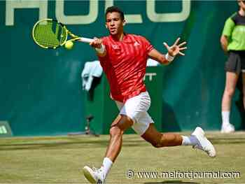 Montreal ace Auger-Aliassime cruises into Noventi Open semis - Melfort Journal