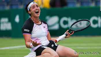 Ons Jabeur becomes first Arab woman to win a WTA title