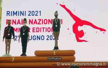 Ginnastica ritmica, Fratti e Pacchioli collezionano medaglie per la Gynnis Rimini - Corriere Romagna