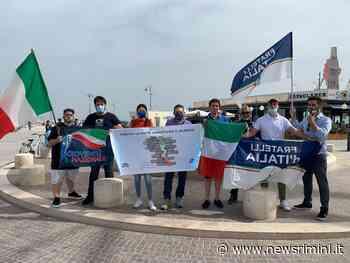 Anche a Rimini l'onda tricolore contre le mafie di FdI - News Rimini