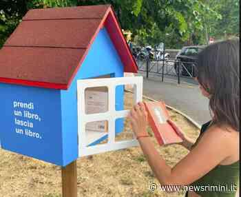 Prendi un libro, lascia un libro. Anche a Rimini le Little Free Libraries - News Rimini