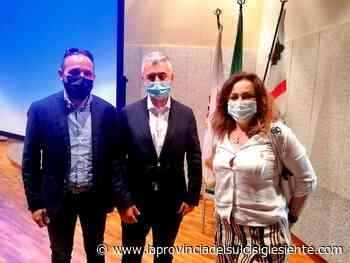 Paola Massidda (sindaco di Carbonia): «Una battaglia unitaria con Isili ed Alghero contro la chiusura nei nostri Comuni degli sportelli dell'Agenzia delle Entrate» - La Provincia del Sulcis Iglesiente