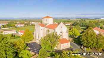 Visite de l'église St Aubin Église samedi 18 septembre 2021 - Unidivers
