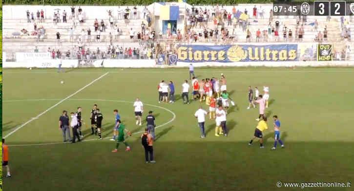Calcio, il Giarre torna in serie D dopo 14 anni - Gazzettinonline
