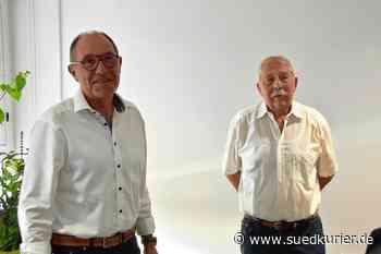 Rheinfelden: Er hat sich für Menschen eingesetzt, die nicht auf der Sonnenseite stehen. Für sein Engagement wurde Helmut Moser nun ausgezeichnet - SÜDKURIER Online