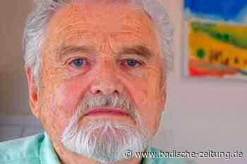 Der Rheinfelder Unternehmer Karl Löffler ist gestorben - Rheinfelden - Badische Zeitung
