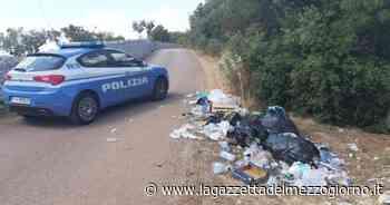 Monopoli, smaltivano i rifiuti in campagna: multati - La Gazzetta del Mezzogiorno