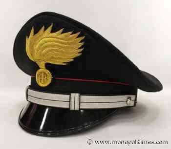 Monopoli, Arma dei Carabinieri in lutto per la morte del Maresciallo Carriero - The Monopoli Times