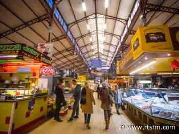 Les Halles de Narbonne, plus beau marché de France ? - RTS FM La Radio du Sud
