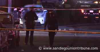 One person fatally shot in Mount Hope - The San Diego Union-Tribune