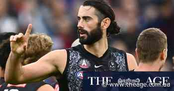 Star Magpie cleared to soar: Grundy back for Harvey's first game as coach
